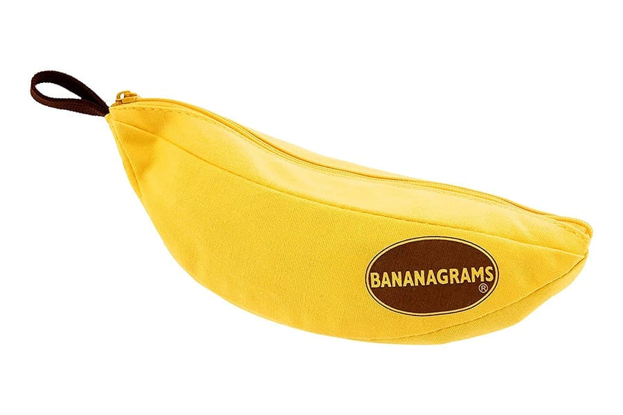 Bananagrams Games for Camping