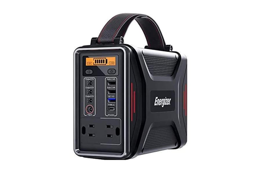 Energizer PD 45W Portable Battery Packs for Camping