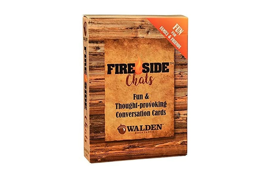 Fire-Side Chat Games for Camping