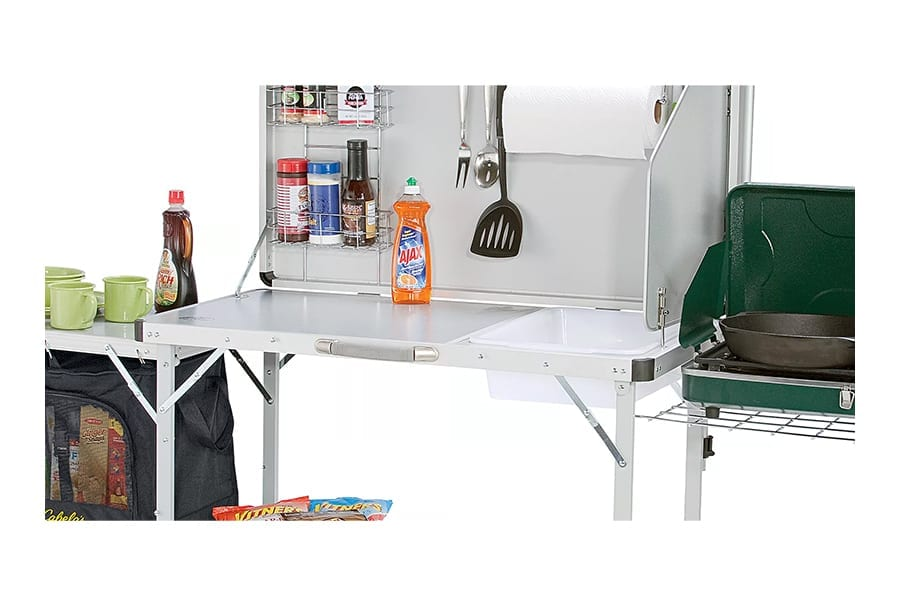 Cabela's Deluxe Camp Kitchen