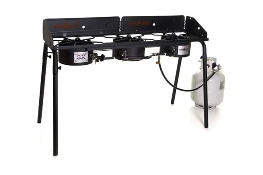 Camp Chef Explorer 3X Camp Stoves