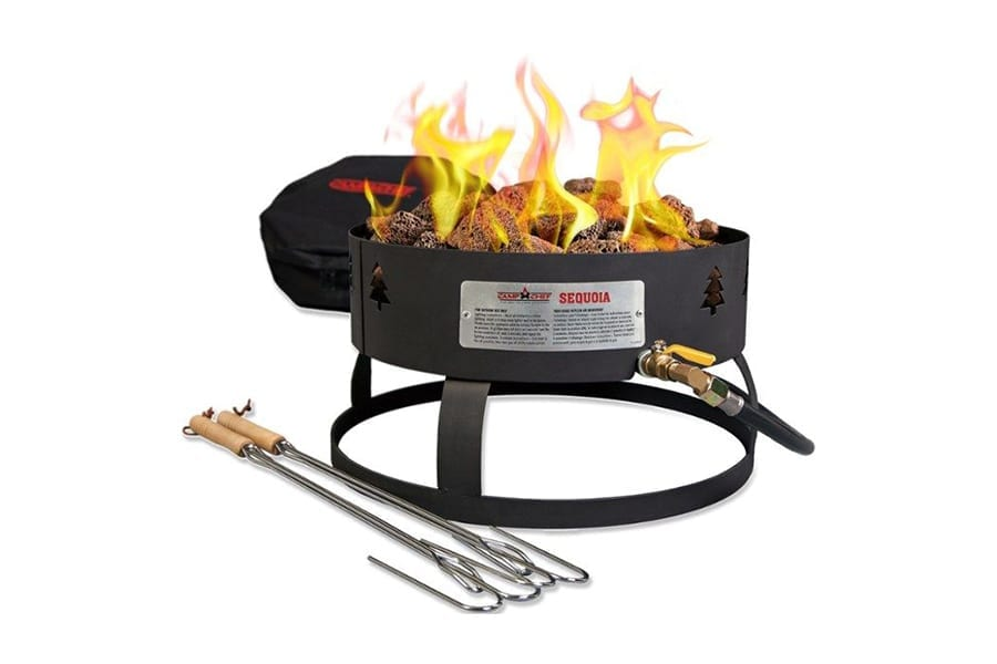 Camp Chef Sequoia Camping Fire Pit