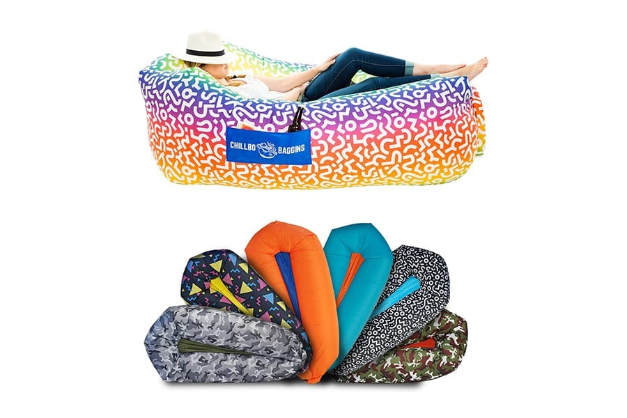 Chillbo Shwaggins Inflatable Loungers