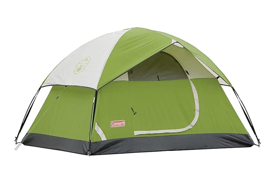 Coleman 2-Person Sundome Camping Coleman Tents