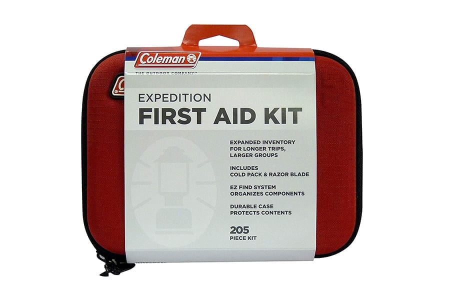 Coleman Expedition First Aid Kits