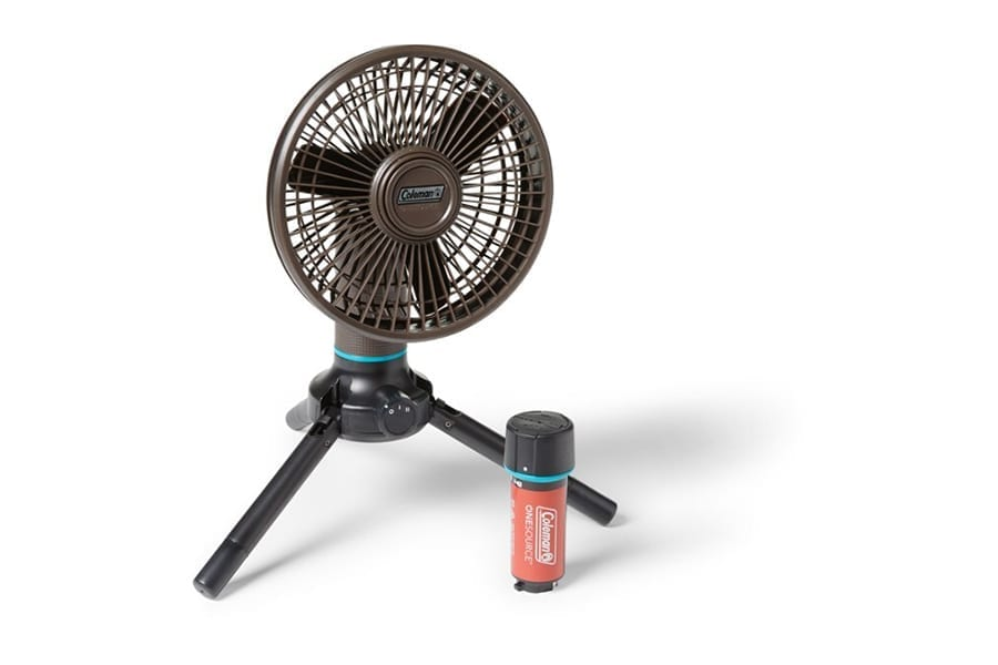 Coleman OneSource Multi-Speed Camping Fans
