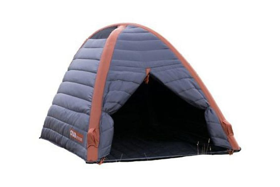 Crua Cocoon Insulated 2 Person Tent for Backpacking
