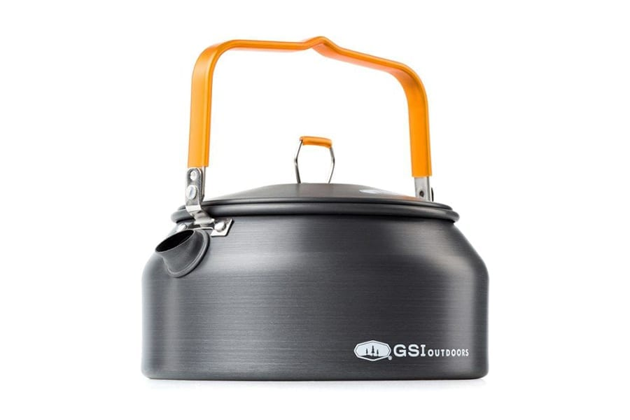 GSI Outdoors Halulite Camping Kettles