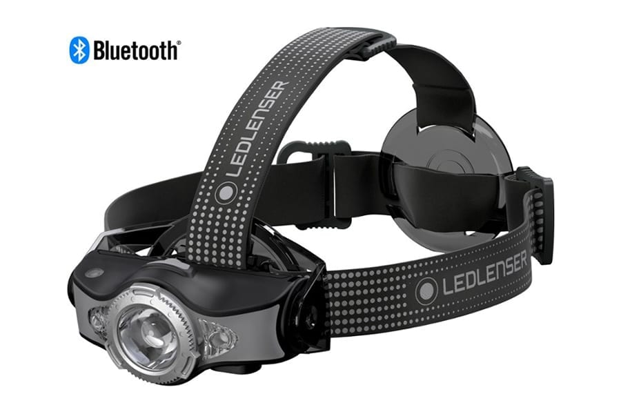 Ledlenser MH11 Rechargeable Bluetooth Headlamps for Camping