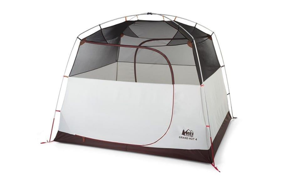 REI Co-op Grand Hut 4 Person Tents