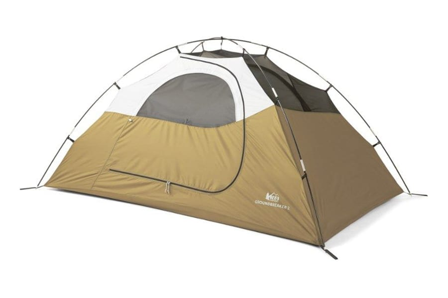 REI Co-op Groundbreaker 2 Person Tent for Backpacking