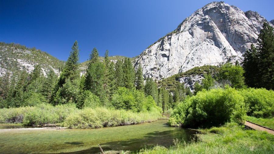 Sequoia and Kings Canyon National Park - Spring