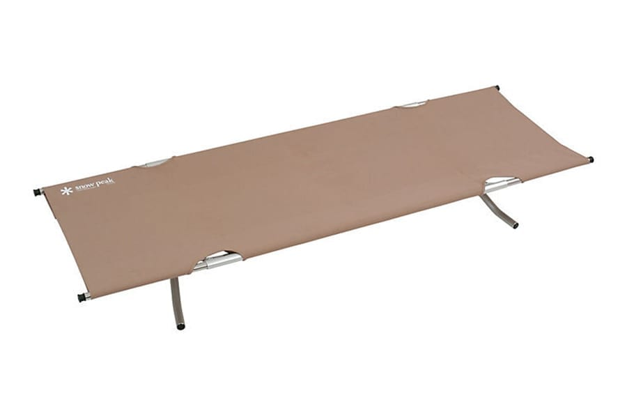 Snow Peak High Tension Camping Cots