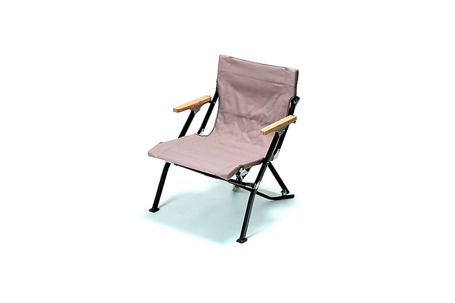 Snow Peak Low Chair Luxe Camping Chairs