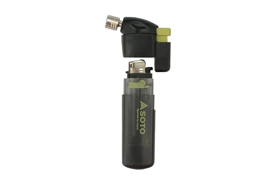 Soto Pocket Torch Camping Lighters