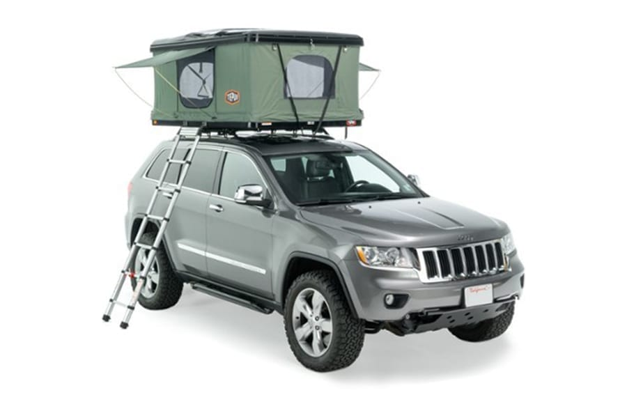 Tepui Tents HyBox Roof Top Tents