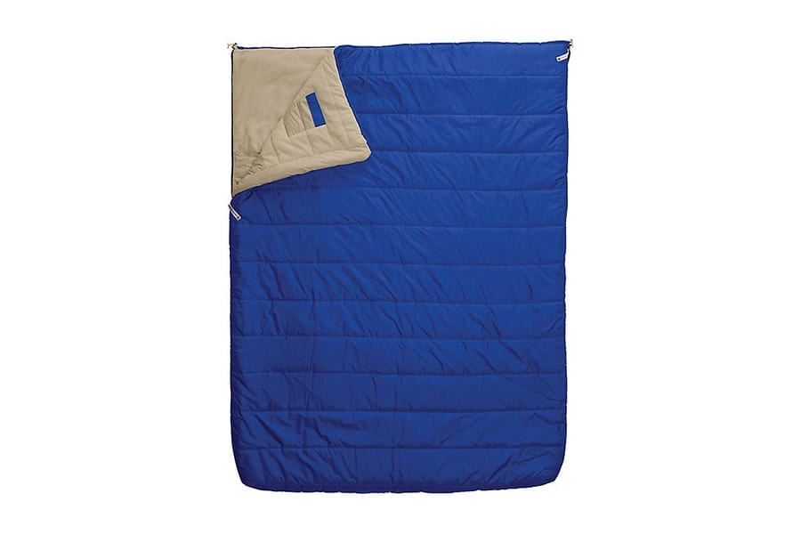 The North Face Eco Trail Bed 20 Double Sleeping Bags
