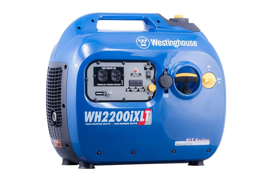 Westinghouse WH2200iXLT Portable Generators for Camping
