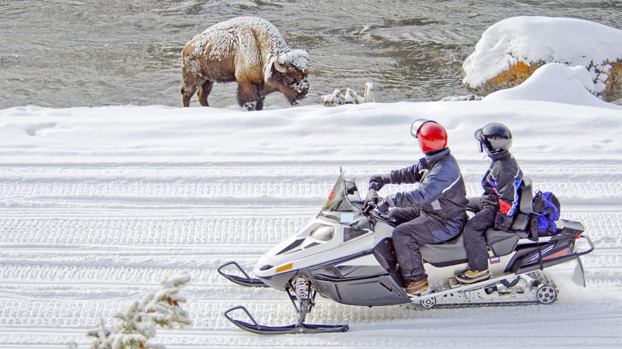 Adventure Sports at Yellowstone National Park