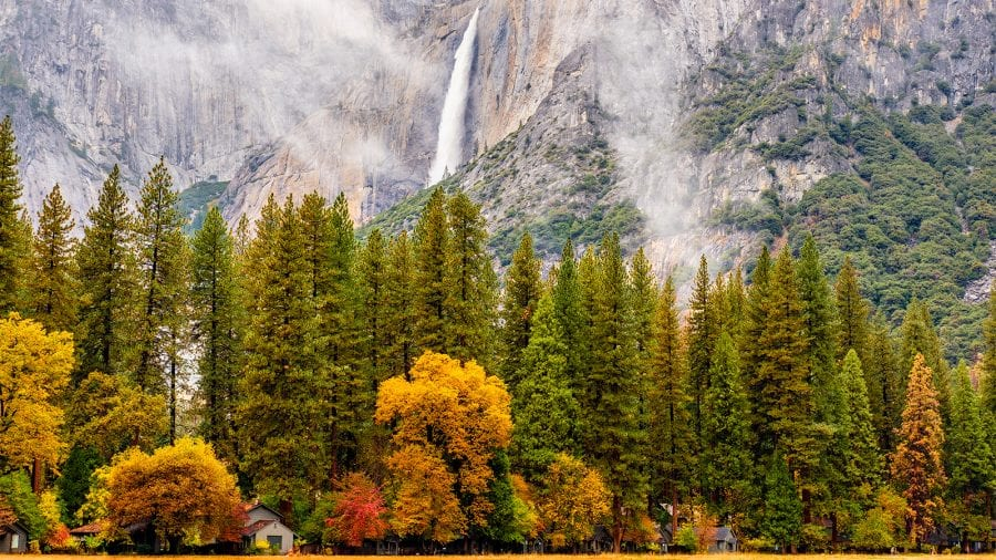 The Best Time to Visit Yosemite National Park