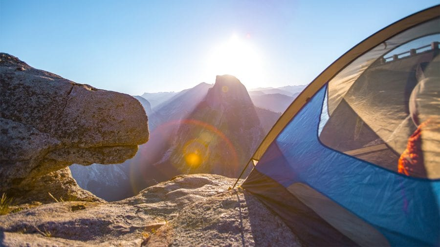 Guide to Camping in Yosemite National Park