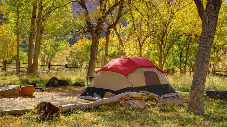 Zion National Park - Camping Guide