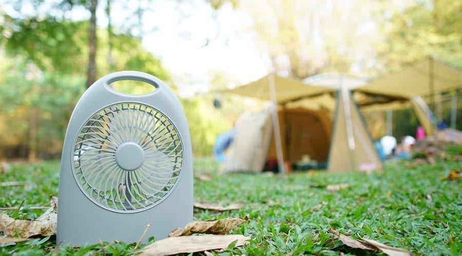 Best Camping Fans