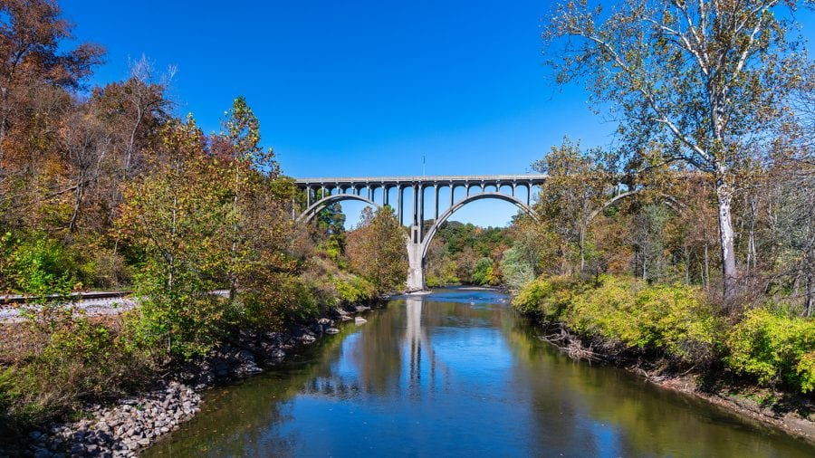 Cuyahoga Valley National Park - Best Time to Visit