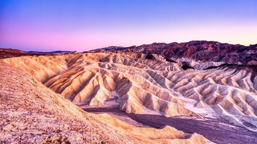 Best Time to Visit Death Valley National Park