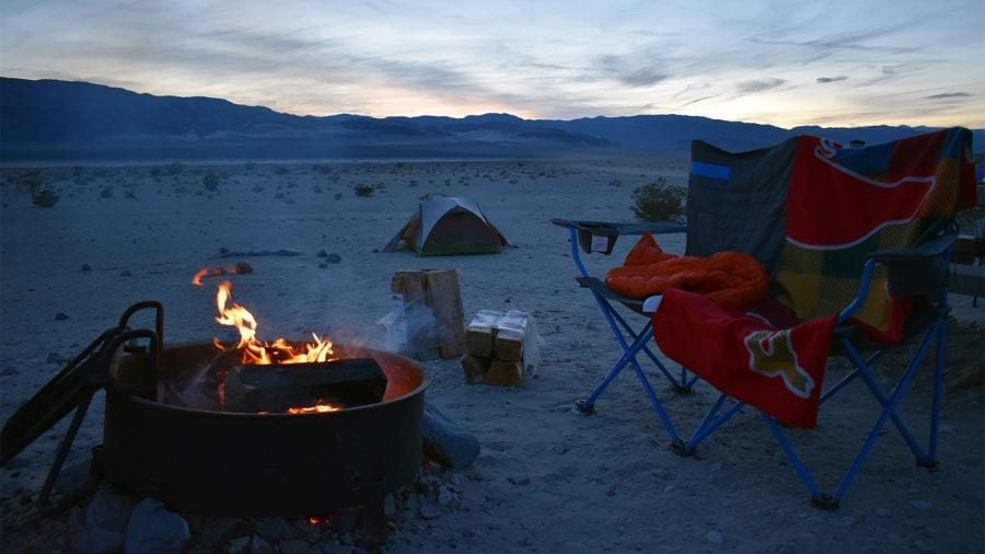 Guide to Camping in Death Valley National Park