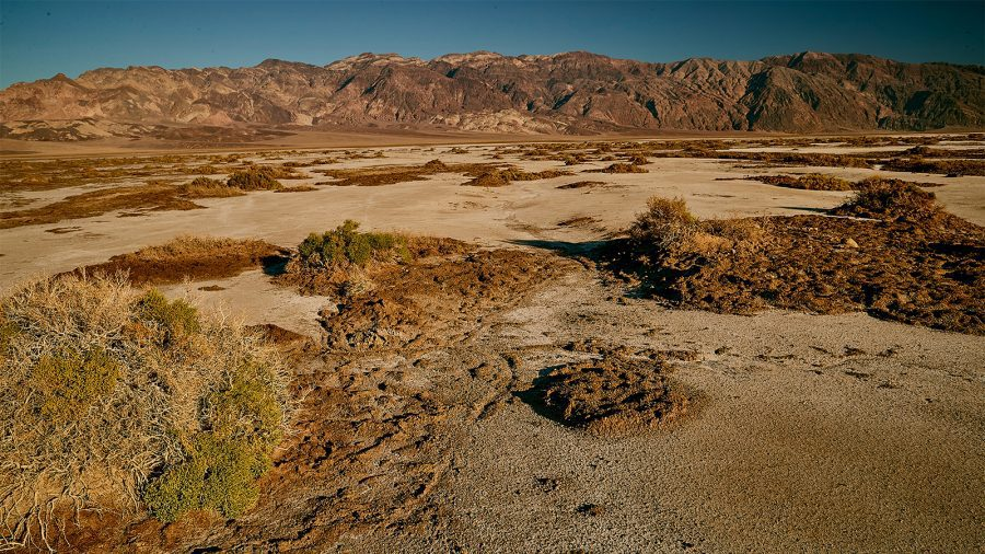Death Valley National Park - Fall