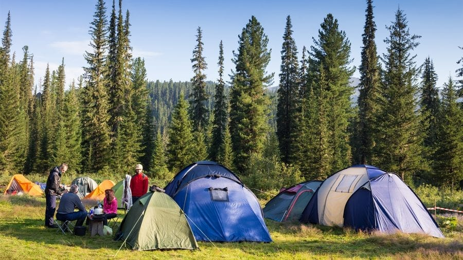Guide to Camping in Hot Springs National Park