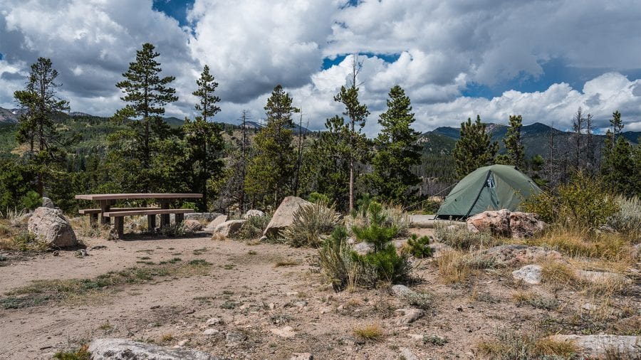 Guide to Camping in Rocky Mountains National Park