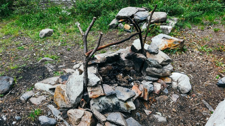Learn the basics of campfire & stove management