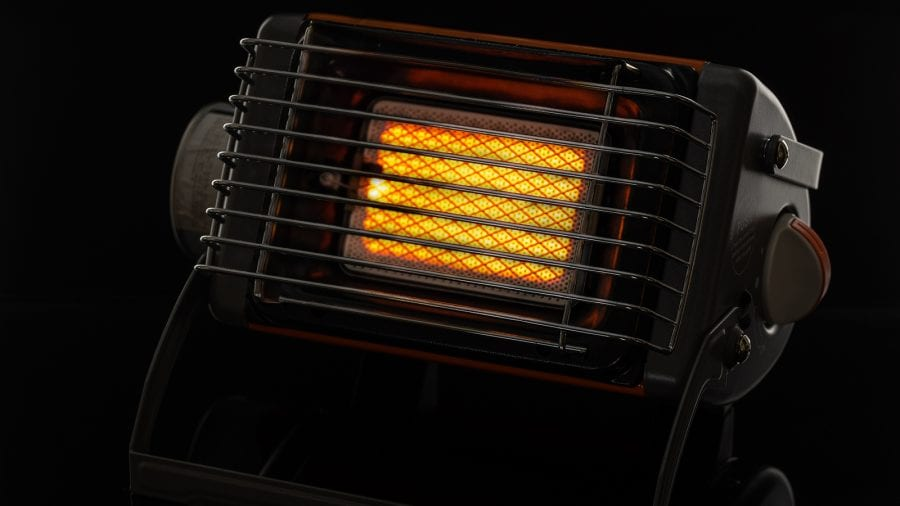 Only Buy Purpose-Built Tent Heaters