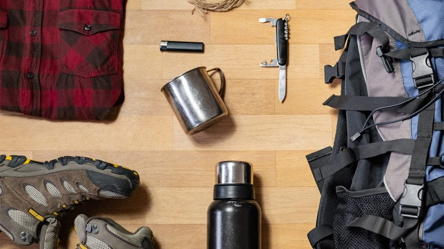 Pack the 10 essentials of outdoor travel