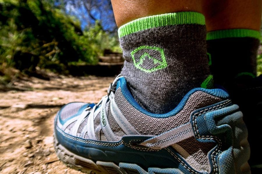 Prevent Blisters While Hiking