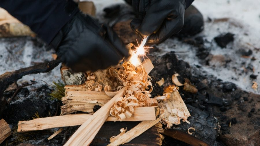 firestarter with wood cravings