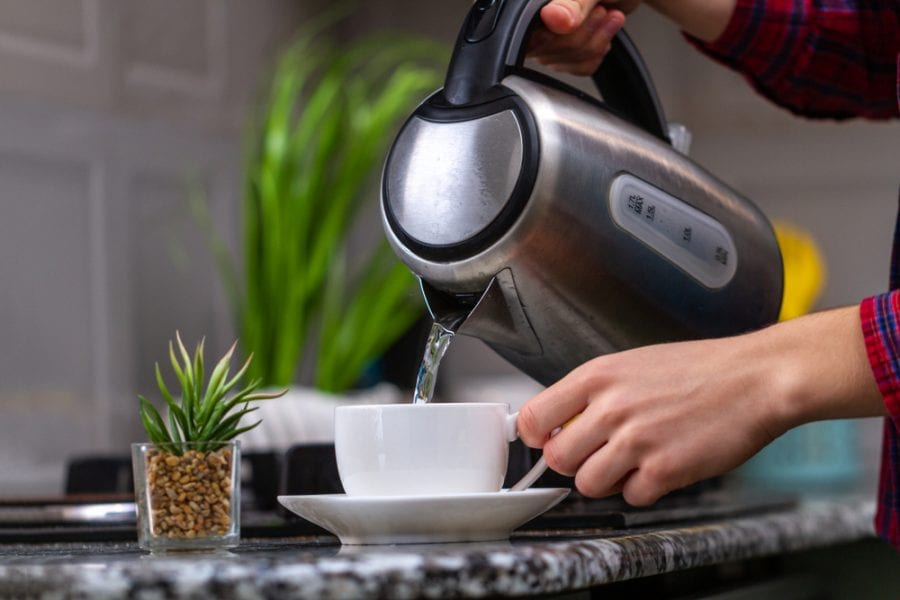 Electric Kettle to Boil Water